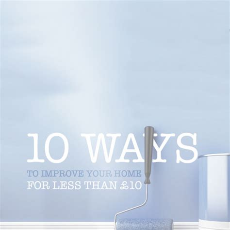 10 ways to improve your home for 163 10 aroma