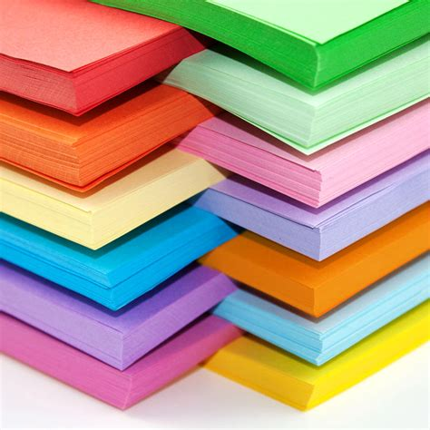 How To Make Copy Paper - aliexpress buy free shipping 100pcs lot 80g a4 color