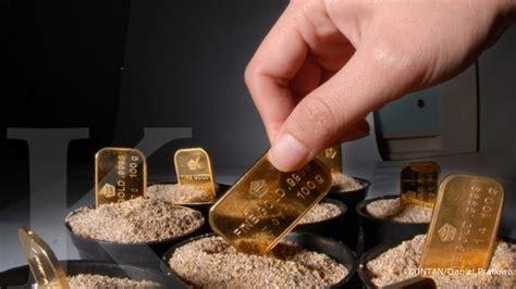 Rd Bersertifikat harga emas 1 gram antam tetap di rp 526 000