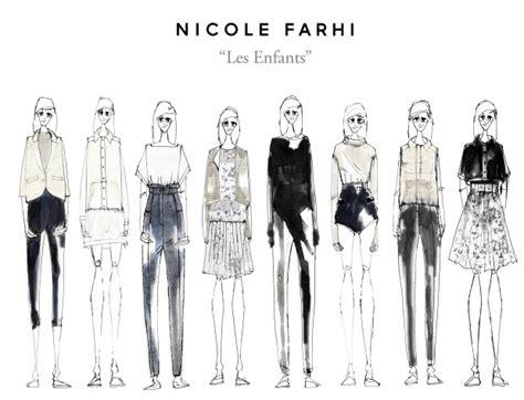 fashion illustration line up arts thread profile arts thread