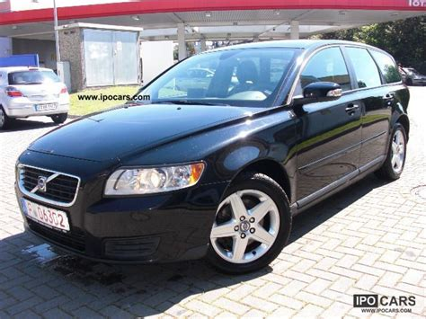 motor auto repair manual 2008 volvo v50 electronic valve timing 2008 volvo v50 2 0d kinetic dpf pdc navigation climate control car photo and specs