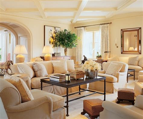 neutral colors for living room beautiful monochromatic beige living room by marjorie shushan