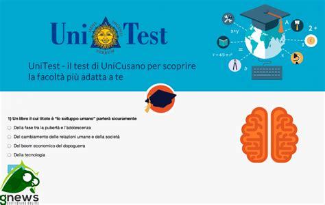 un test social per scegliere la facolt 224 universitaria