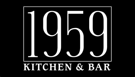 Perfect Floor Plan 1959 kitchen amp bar the second city