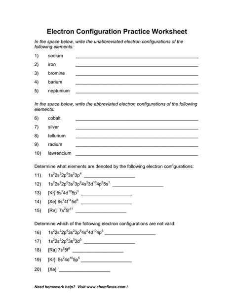 electron energy and light answers worksheets orbital notation worksheet opossumsoft