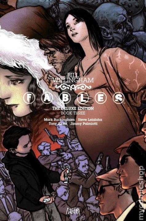 libro fables deluxe edition hc fables hc 2009 present dc vertigo deluxe edition comic books