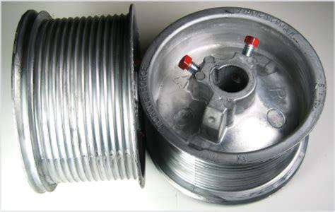 Garage Door Drum How Much Will A Garage Door Drum Replacement Cost Garage Door Repair Blogs