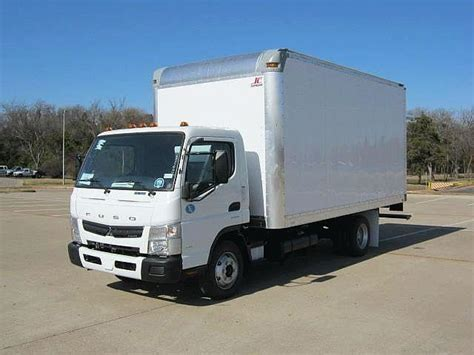 2013 mitsubishi fuso canter fe160 for sale in irving tx