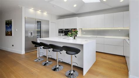 Storage Kitchen Island by Designer Kitchens London Dream Kitchens Cococucine