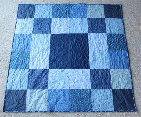 Blue Quilt Blue Quilt 1 Goer Quilts