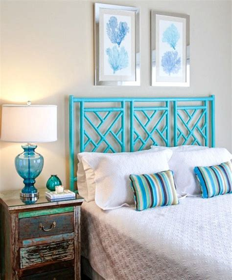 happy bright blue green beach home beach bliss living decorating lifestyle blog