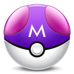 master ball icon poke balls icons softicons com