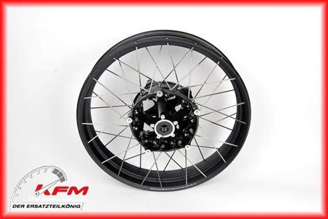 Motorrad Felgen Hersteller Deutschland by 36318528530 Bmw Felge Vorderrad Original Neu Kfm Motorr 228 Der