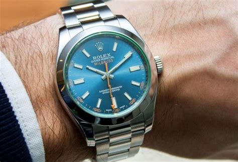 Rolex Watch Giveaway - classic rolex milgauss watches