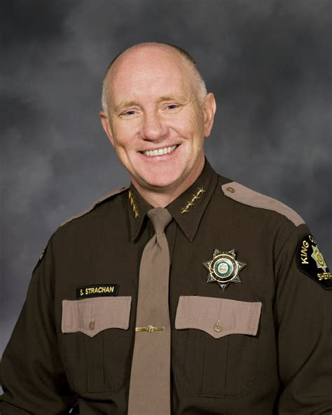 County Sheriff Sheriff Strachan King County Sheriff S Blotter
