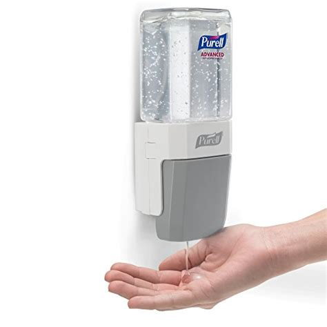Dispenser Es purell advanced santizer dispenser sanitizer