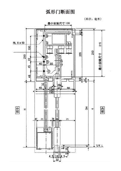aluminiumlegierungsrahmen ausgeglichenes glas bogen - Glas Schiebe Tür