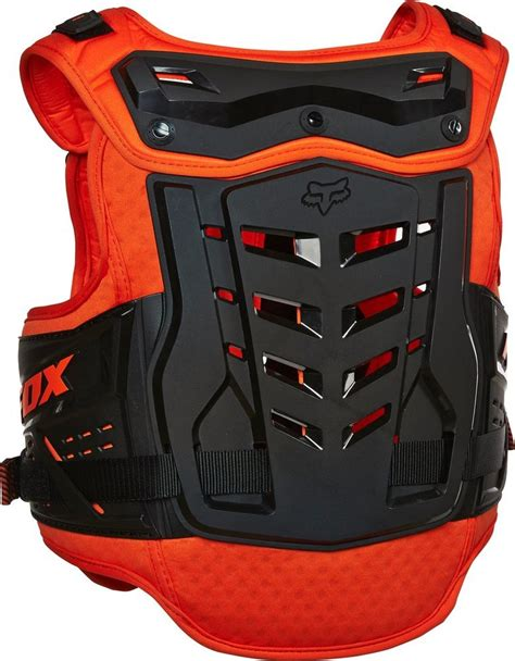 Promo Protector Armor Fox 139 95 fox racing boys raptor proframe lc roost guard 194994