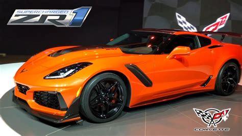 Zr1 Corvette Price by 2019 Zr1 Specs Motavera