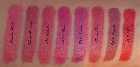 Lipstik The One Oriflame oriflame the one colour unlimited lipsticks review