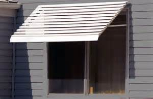 Awning Panels by Aluminum Window Awnings With Closed Panels 36 X 28 75 Ebay