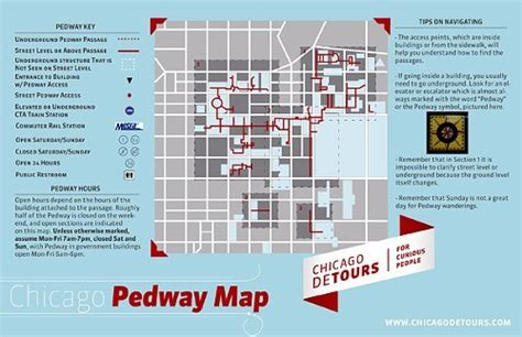 chicago pedway map in the jumble of the pedway can an map fill in