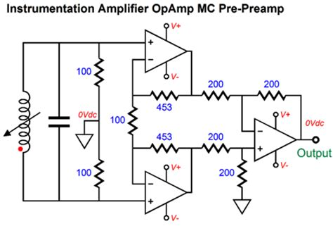integrated circuit instrumentation lifier even more mc pre pres