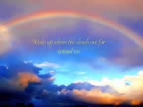 Israel kamakawiwo ole somewhere over the rainbow lyrics youtube