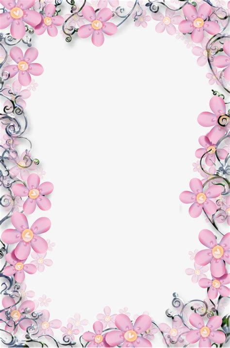 pattern frame template floral frame template picture background texture