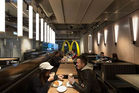 Mcdonald Interior Designer by New Mcdonalds Restaurant Interior Design Is Part Of A