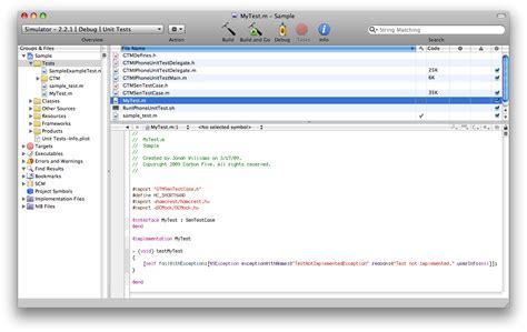 xcode programming tutorial iphone custom xcode templates for iphone development