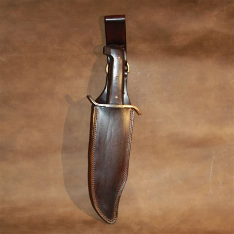 Handmade Knife Sheath - knife sheath custom knife sheaths made to order plain