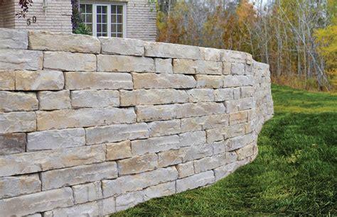 rosetta stone block rosetta kodah retaining wall back masonry concrete