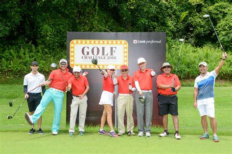 golf challenge cimb preferred golf challenge 2016 golf asia