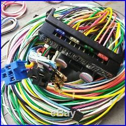 chevy wire wiring harness