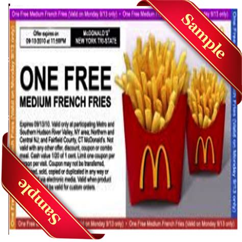 printable food coupons december 2014 mcdonalds printable coupon december 2016