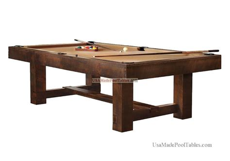 17 best images about wow rustic pool tables on pinterest