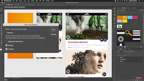designtaxi editor photoshop s new customizable toolbar will make your