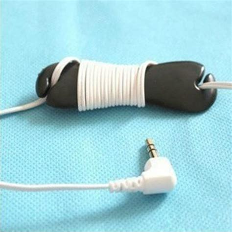 Fishbone Shaped Cord Manager by New Bone Shaped Cable Organizer Rubber Cable Winder Cable