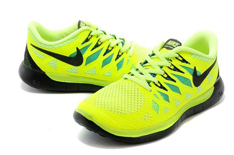 bright green nike running shoes nike free run 5 0 neon green provincial archives of