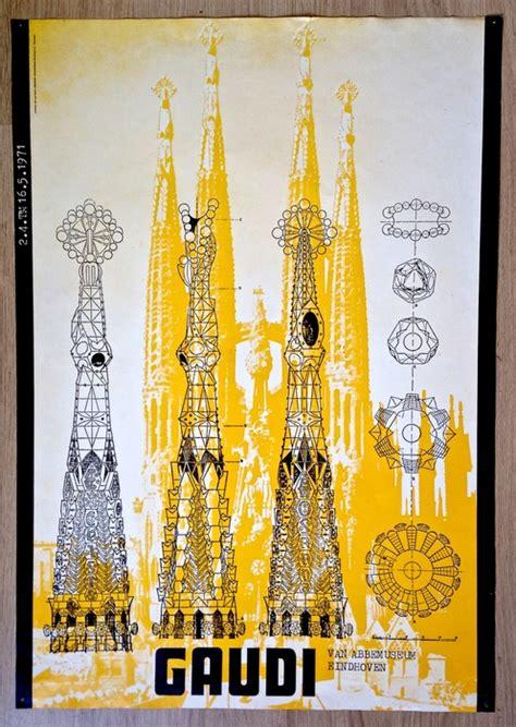 antoni gaudi create your architecture antoni gaud 237 design jan van toorn 1971 catawiki