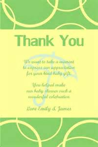 14 best baby shower thank you cards images on baby shower thank you baby cards and