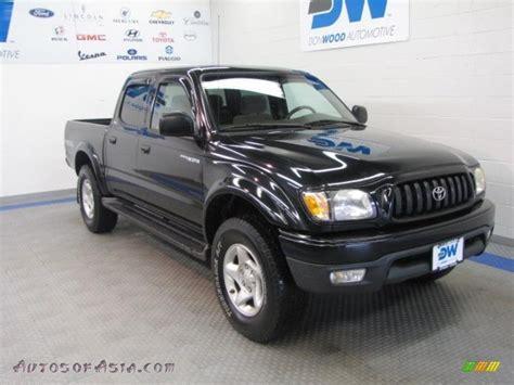 2001 Toyota Tacoma V6 2001 Toyota Tacoma V6 Prerunner Trd Cab In Black