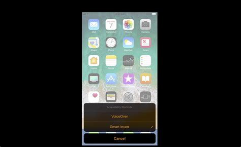 ios colors ios 11 s new smart invert colors is the closest thing to