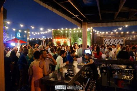 roof top bar houston proof bar houston rooftop lounge venue christmas