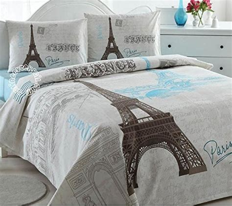 Eiffel Tower Comforter Set by Eiffel Tower Lightweight Summer Comforter Blanket