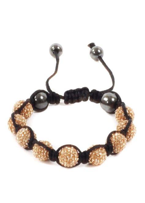 gold shamballa gold shamballa bracelet embellished shamballa