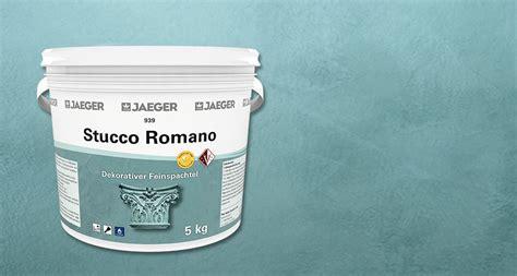 stucco romano gl 228 ttetechnik wandgestaltung stucco romano jaeger