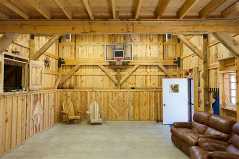 Backyard Batting Cage Plans Nebraska Party Barn Traditional Garage And Shed