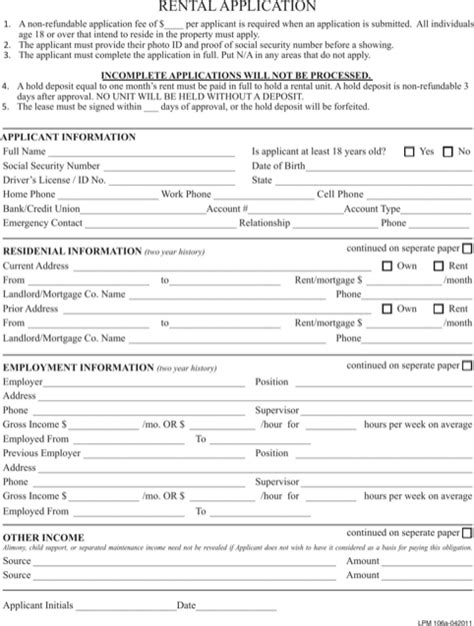 Download Pennsylvania Rental Agreement For Free Formtemplate Pa Residential Lease Template